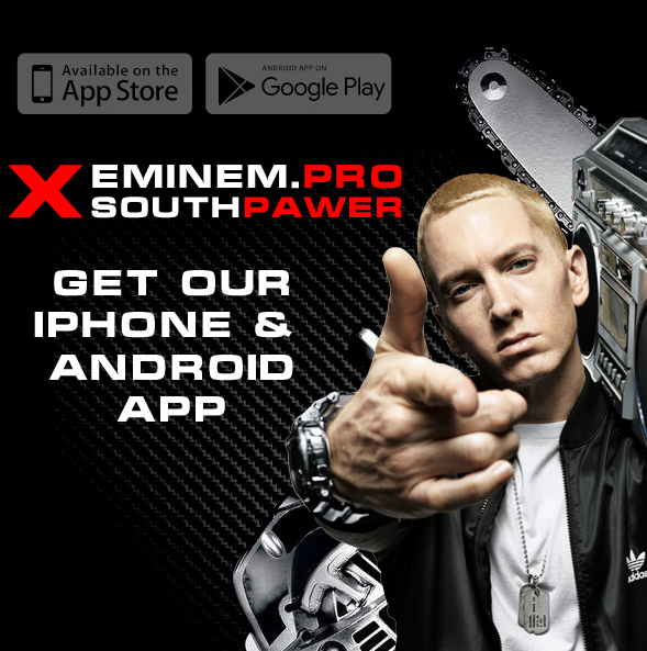 eminem.pro x southpawer iOS and Android App